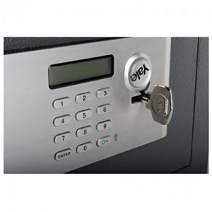 Yale YSM 250 EG1 Certified Home Safe with Keypad