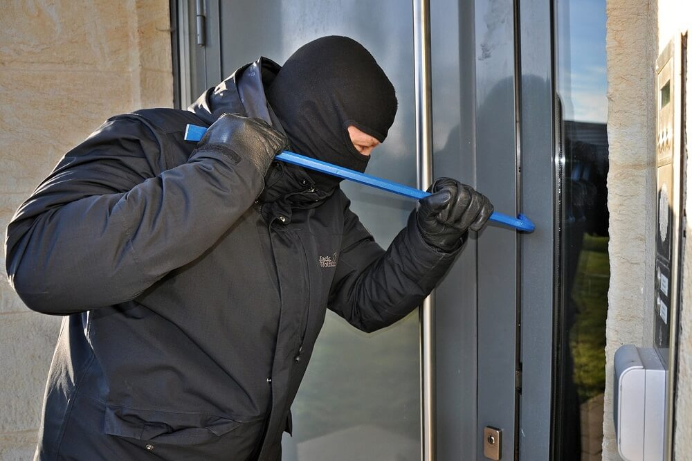 What To Do After The Burglary