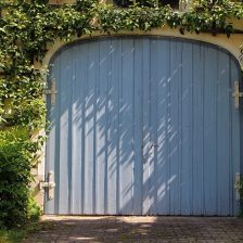 best garage door security