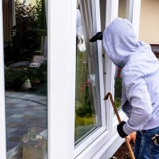 how do burglars get their information
