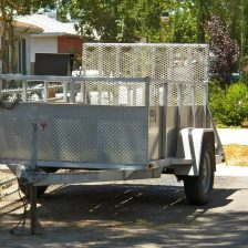 Can I Park A Trailer On The Street?
