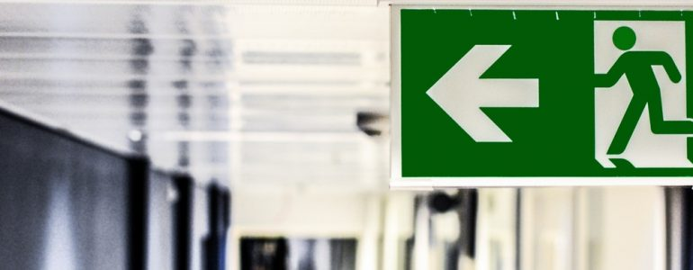 why is it important to keep fire exits clear