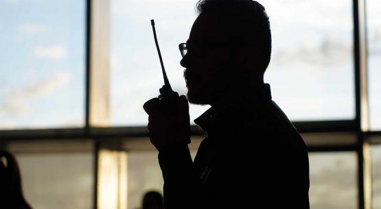 best walkie talkies for church security