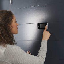 best wireless door camera with monitor